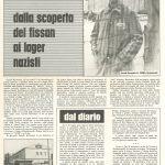 Dalla scoperta del Fissan ai lager nazisti
