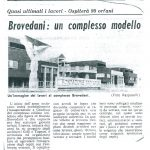 Brovedani: un complesso modello