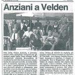 Anziani a Velden