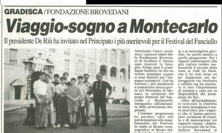 Viaggio-sogno a Montecarlo?