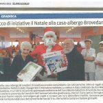 Ricco di iniziative il Natale alla Casa Albergo Brovedani