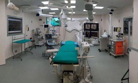 Nuova ed innovativa Sala di Emodinamica della Cardiologia di Trieste