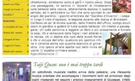 Anno 2 – Numero 5 – Maggio 2011