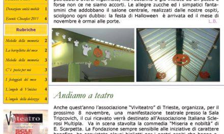 Anno 2 – Numero 11 – Novembre 2011