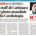 Lo staff di Cattinara nel gotha mondiale della Cardiologia