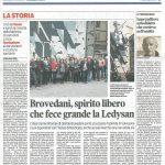 Brovedani, spirito libero che fece grande la Ledysan