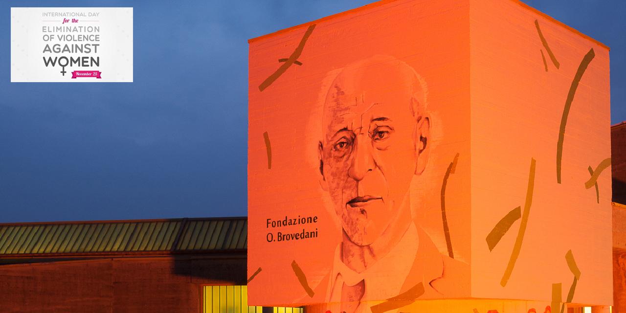"""""""Orangiamo"""" la Fondazione!"""