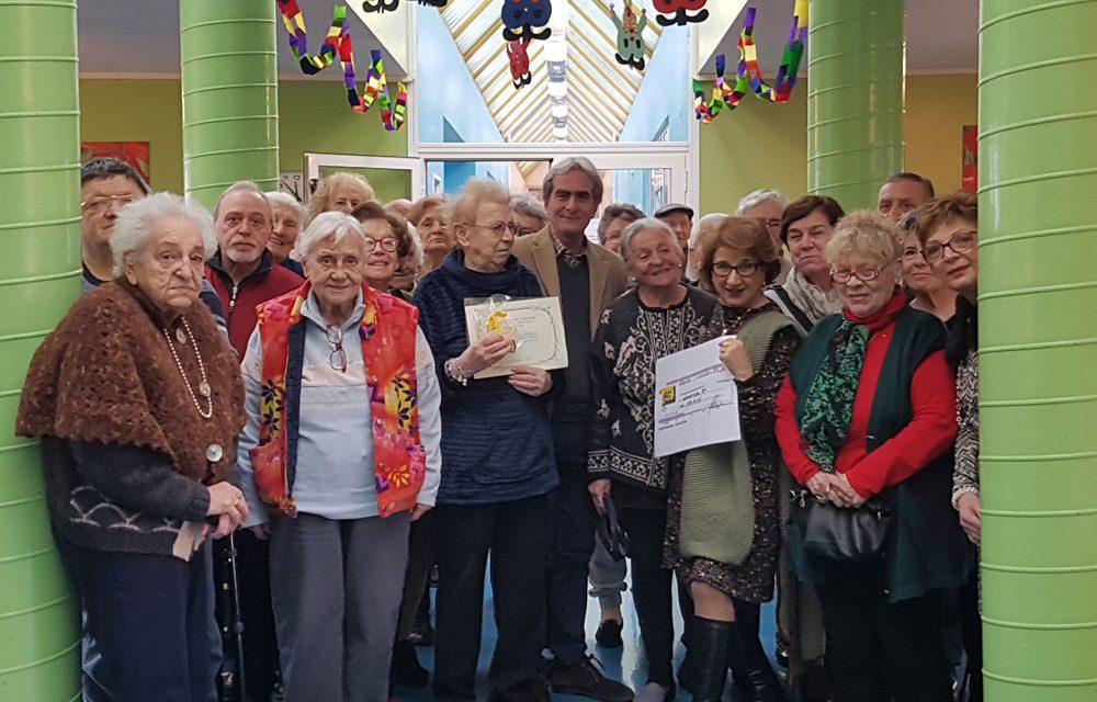 """Solidarietà transgenerazionale: dai nostri ospiti alla """"Casa di Giò"""""""