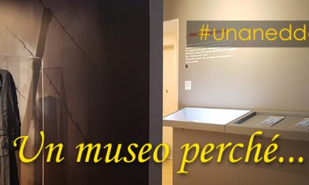 un museo PERCHÉ…