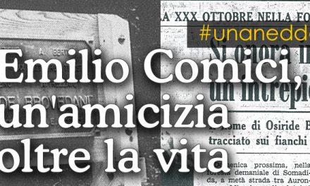 Emilio Comici, un'amicizia oltre la vita