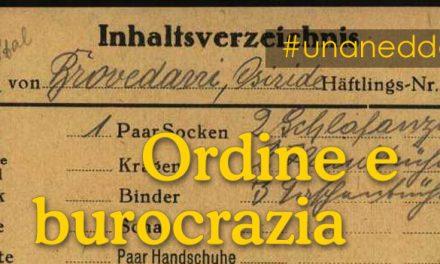 ordine e burocrazia nazista