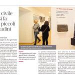 il servizio civile con arci si fa anche nei piccoli musei cittadini