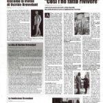 daphne' du barry e la statua di brovedani